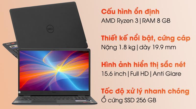 Review Laptop Dell Inspiron 15 3505 - Giá rẻ nhưng ổn định 3
